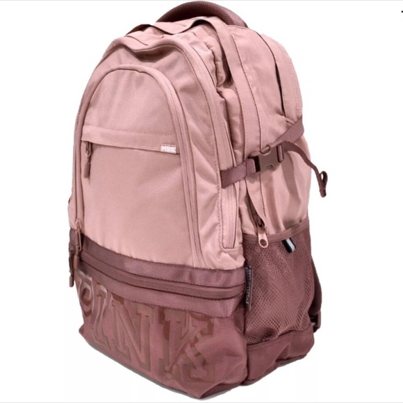 e233438117 Victoria s Secret Pink Collegiate Backpack